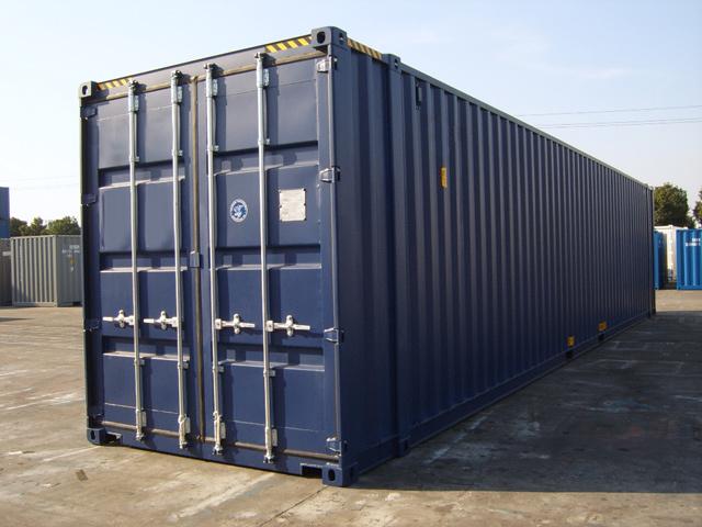 container storage glasgow