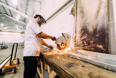 steel fabricators glasgow