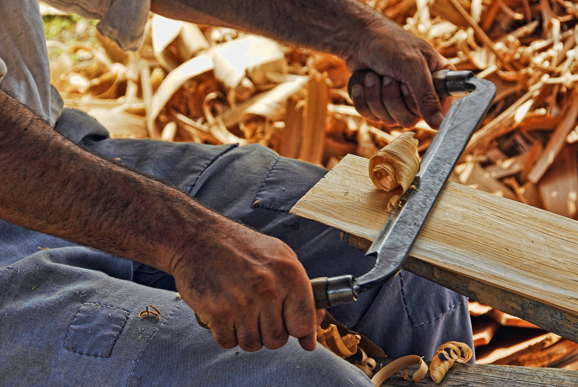 Is there still a use for carpenters and joiners or is it a dying art?